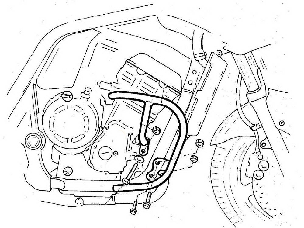 2009 R6 Wire Diagram