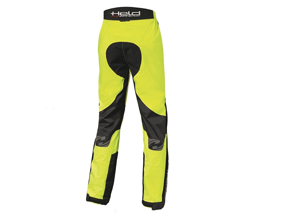 Held Rainblock Base Rain Pants (black / neonyellow)