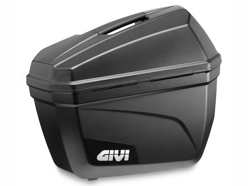 GIVI E22N Monokey Side Pannier Set (black)