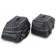 Hepco & Becker: Saddle Bags Buffalo Custom BIG (C-Bow)