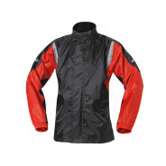 Held Mistral II Rain Jacket (black/red)