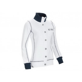 Kawasaki 1878 Sweatshirt Lady (white)