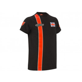 Kawasaki Tom Sykes 66 T-Shirt Men (black)