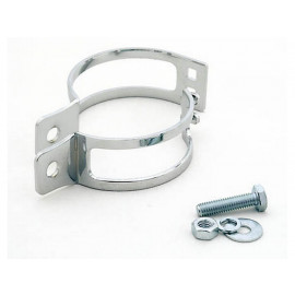 P&W Motorcycle Turn Signal Clamp Set (47-50mm)