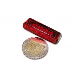 Shin Yo Shorty LED Motorcycle Tail Light (red Lense)