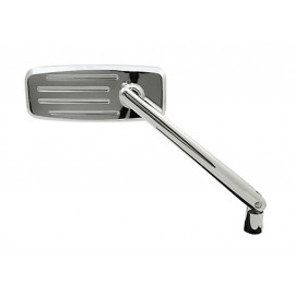 Highsider Action Mirror (chrome) incl. M10x1.25mm Adapter