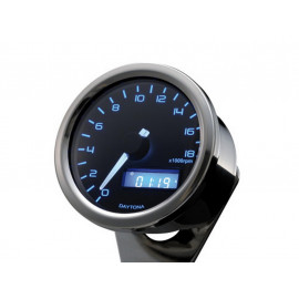 Daytona Velona Digital RPM Counter (18.000 RPM) blue Backlight