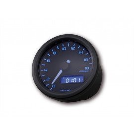 Daytona Velona 2 Digital RPM Counter (18.000 RPM) blue Backlight