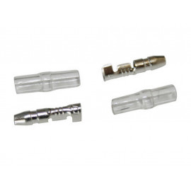 pin d. 3,5 mm with insulation, 100 parts per set