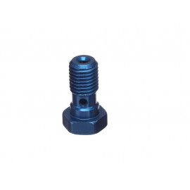 ABM Hollow Screw Alu M10x125 (blue)