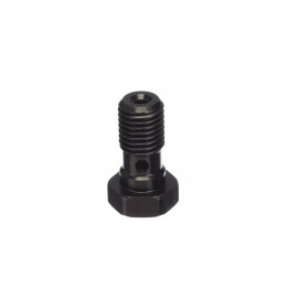 ABM Hollow Screw Alu M10x125 (black)