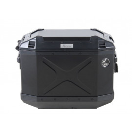 Hepco & Becker Xplorer Black 30 Motorcycle Side Pannier (left)