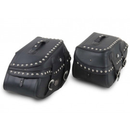 Hepco & Becker Buffalo Custom BIG Motorcycle Saddle Bags