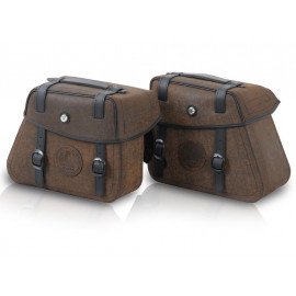 Hepco & Becker Rugged C-Bow Motorcycle Saddle Bags