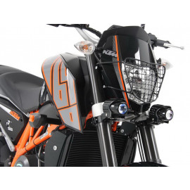 Hepco & Becker Motorcycle Headlight Grilles KTM 690 Duke (2012-)