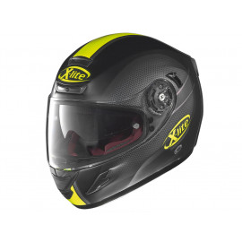 X-Lite X702 GT Tonale N-Com Full Face Helmet (black/yellow)