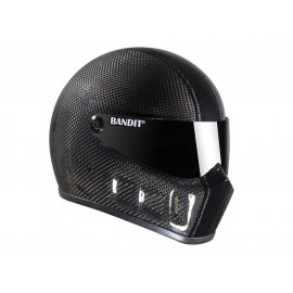 Bandit SuperStreet 2 Carbon Full Face Helmet (carbon)
