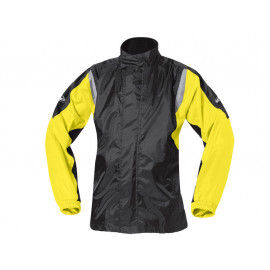Held Mistral II Rain Jacket (black/yellow)