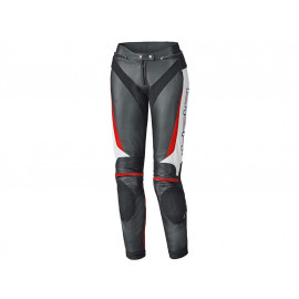 Held Lane II Motorcycle Pants Lady (black/white/red)