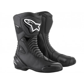 Alpinestars SMX S Waterproof Motorcycle Boots Unisex (black)