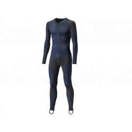 Held Race Skin II Under Suit (black / blue)