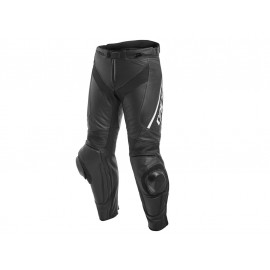 Dainese Delta 3 Motorcycle Pants (black / white)