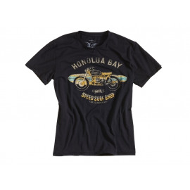 Rokker Honolua Bay T-shirt (black)