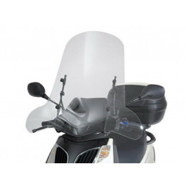 GIVI Windscreen incl. Mounting Set Yamaha Neos 50 (2008-)