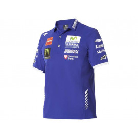 Yamaha MotoGP Polo Shirt Men (blue)
