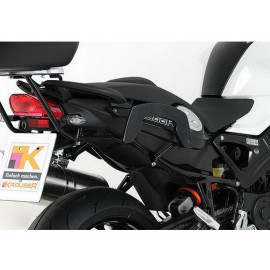 Krauser C-Bow Motorcycle Saddle Bags Holder BMW F800 GS (2008-)