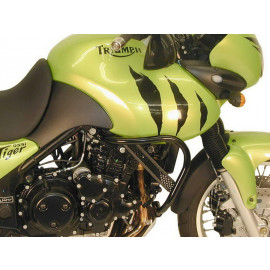 Hepco & Becker Crash Bar Triumph Tiger 955i (2002-2006 black)