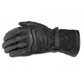 Held Fresco II Long Motorcycle Gloves (black)