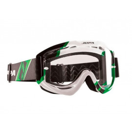 Jopa Venom II Graphic MX Goggle (black/white/green)