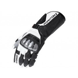 Held Phantom II Motorcycle Gloves (black/white)