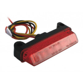 Shin Yo MINI LED Motorcycle Rear Light (red Glasse)