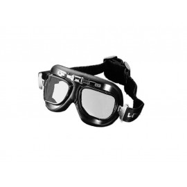 Highway Hawk Red Barron Motorcycle Goggles