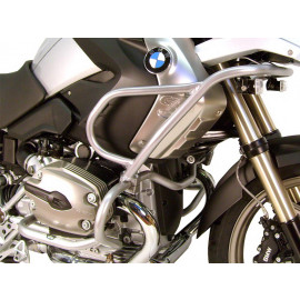 Hepco & Becker Tank Guard BMW R1200GS (2008-2012 silver)