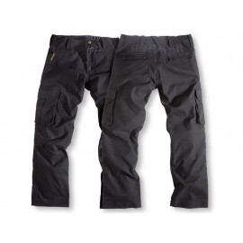 rokker Black Jack Motorcycle Pants Men (black)