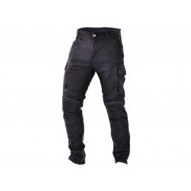 Trilobite Acid Scrambler Motorcycle Jeans Men (black)