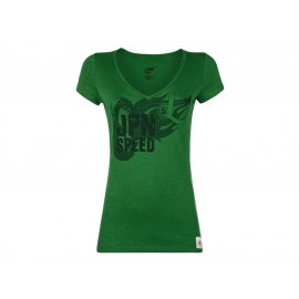 Kawasaki JPN Speed T-Shirt Lady (green)
