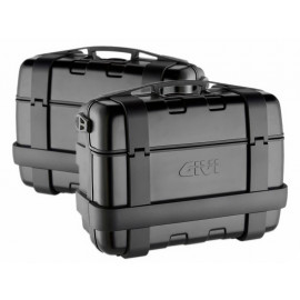 GIVI Trekker 33 Monokey Side Pannier Set (black)